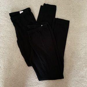 NWOT So Black Leggings